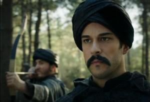 Ibrahim se duce la carciuma greceasca si se intalneste cu Behram-Pasa ...