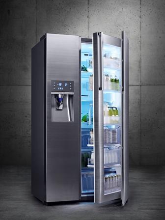 Food ShowCase, cel mai nou frigider lansat de Samsung, este disponibil și în Europa