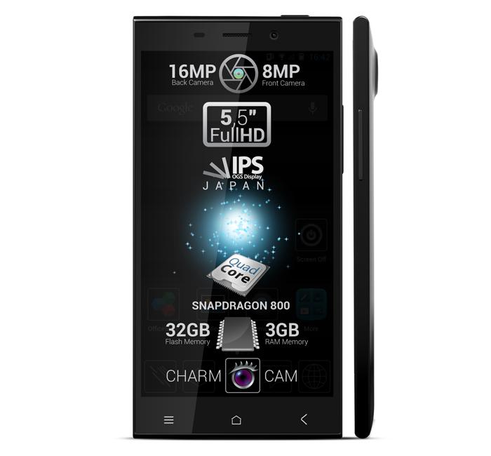 Allview X1 Xtreme – smartphone cu procesor Quad Core tactat la 2,15 GHz, 3 GB de memorie RAM si camera de 16 Megapixeli