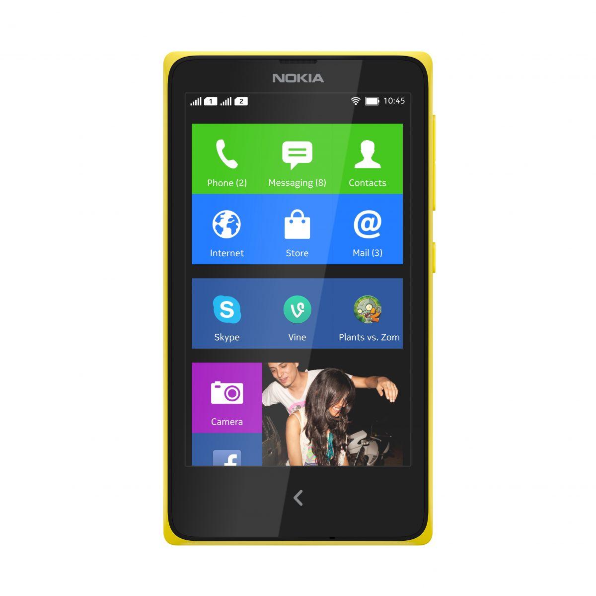 Nokia, la MWC 2014