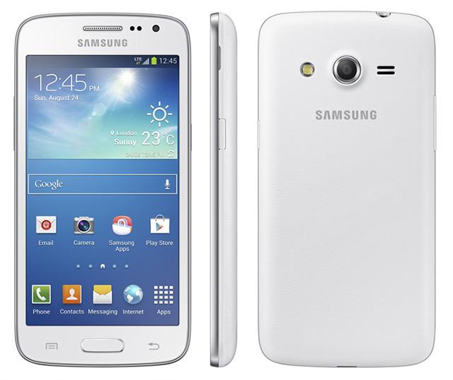 Samsung a prezentat Galaxy Core LTE, care ofera conexiune 4G