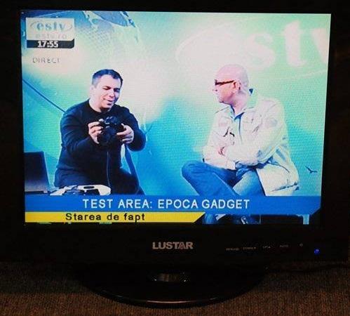 """Inregistrarea emisiunii """"Starea de fapt"""" – TestArea: Epoca gadget din 28 Martie – despre bloguri, tehnologie si gadget-uri"""