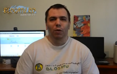 Blogatu TV: Interviu despre online, concursuri si televiziune cu Dorin Dumitru