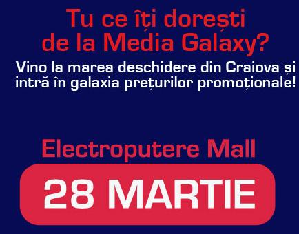 Ce imi doresc de la Media Galaxy Craiova