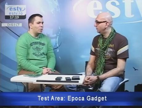 """Inregistrarea emisiunii """"Starea de fapt"""" – TestArea: Epoca gadget din 14 Martie"""