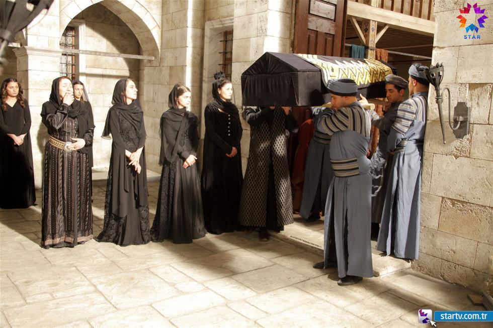 Suleyman Magnificul, episodul 108