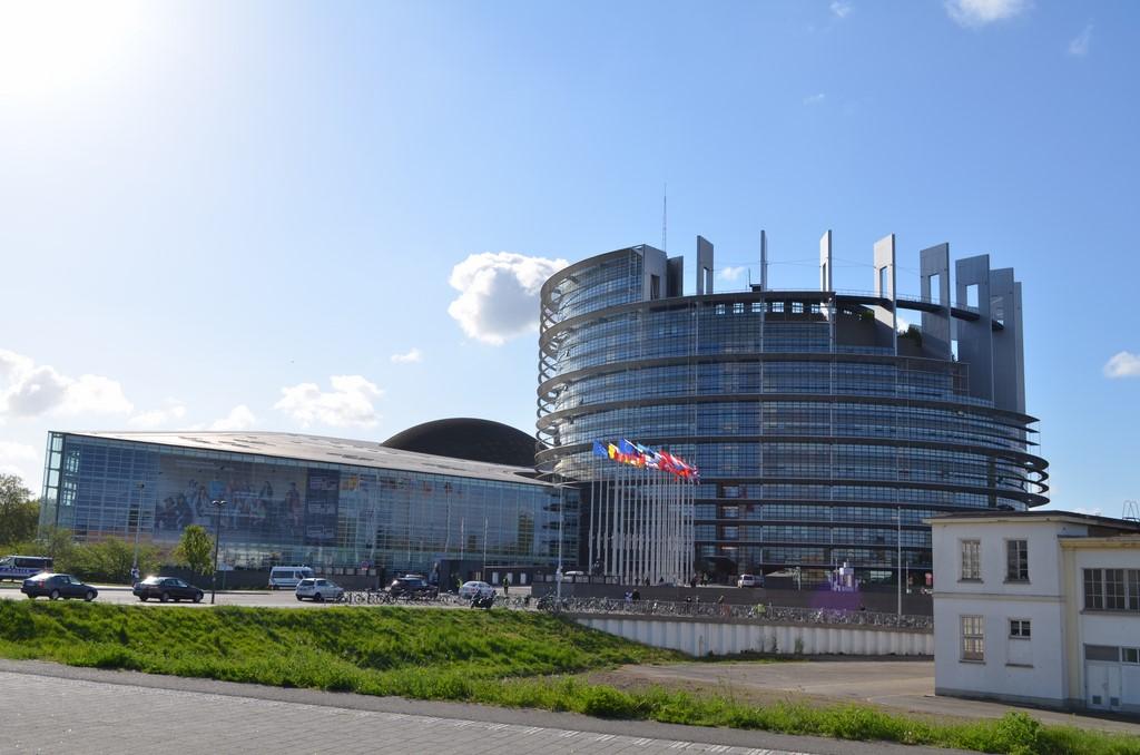 Impresii din excursia la Strasbourg si Parlamentul European