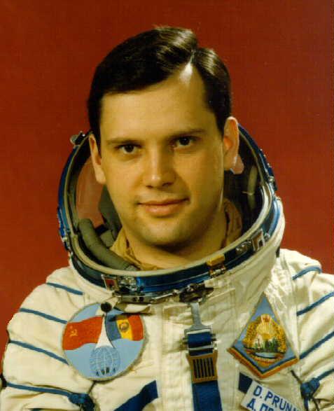 Evenimente speciale alaturi de cosmonautul roman Dumitru-Dorin Prunariu la European Space Expo Craiova