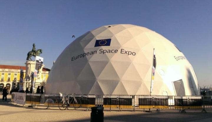 Expozitia spatiala europeana isi deschide portile la Craiova si ne va prezenta modul in care spatiul cosmic ne imbunatateste viata de zi cu zi
