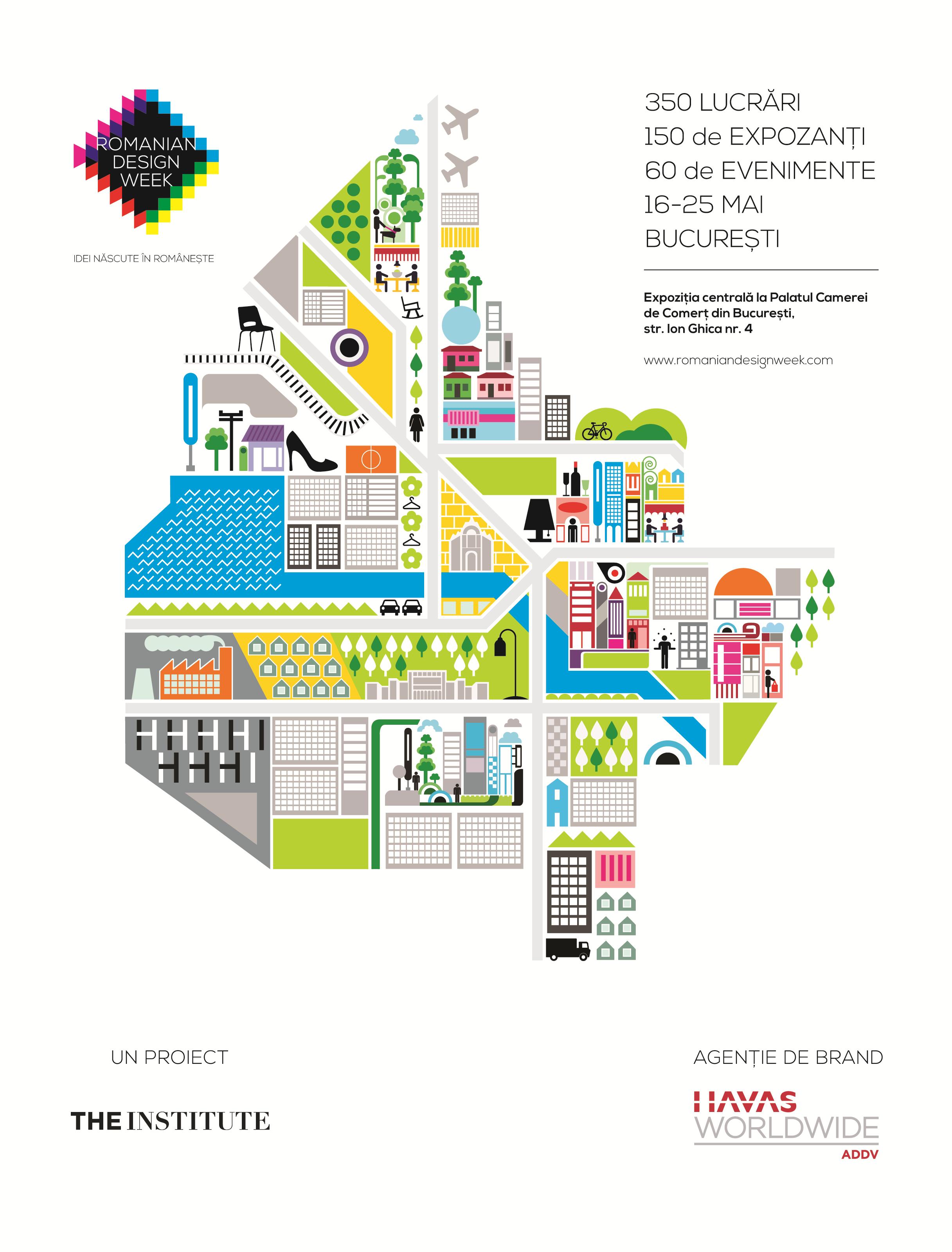 Romanian Design Week 2014 anunta designerii din expozitia centrala
