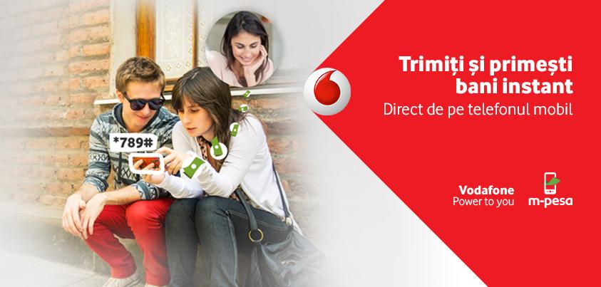 Huawei a contribuit la lansarea primei platforme de plati mobile din Europa, M-Pesa, oferita de Vodafone in Romania