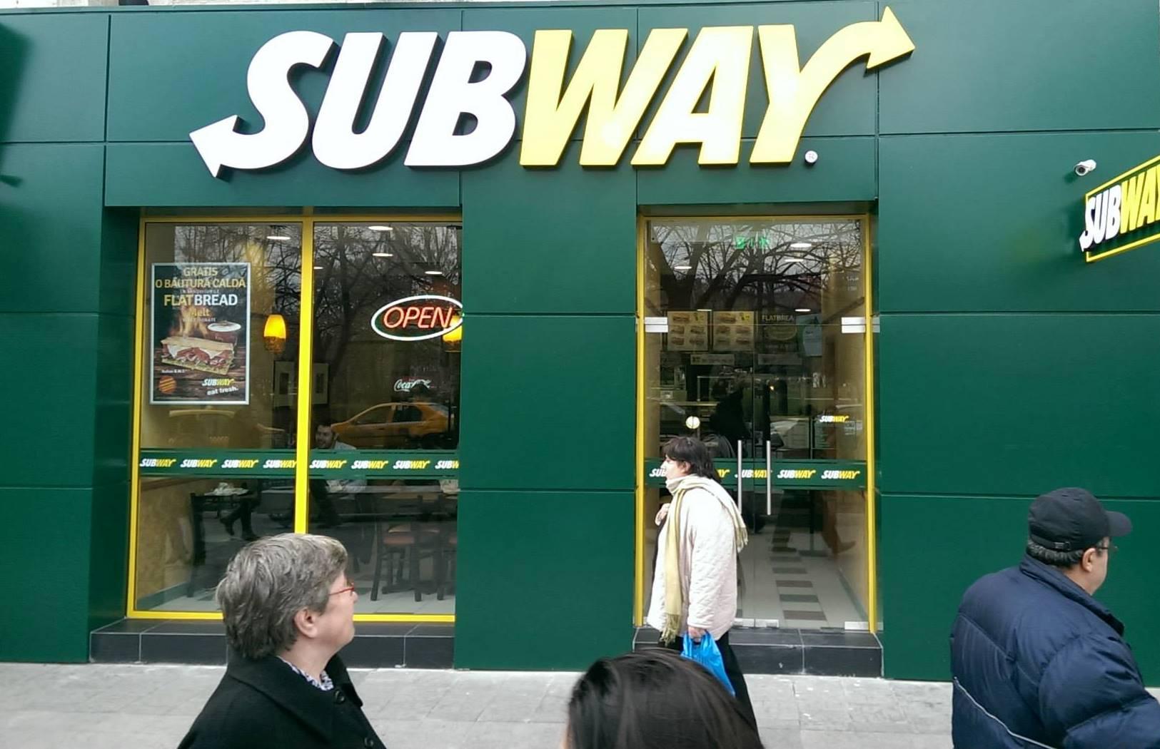 SUBWAY® Romania lansează o aplicație mobilă pentru catering