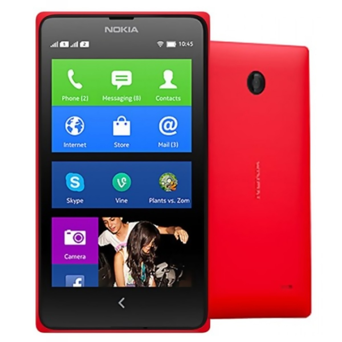 Nokia X – video-review