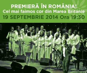 Concert extraordinar dedicat inaugurarii noului Centru HOSPICE din capitala  Sponsor – Fundatia Vodafone Romania