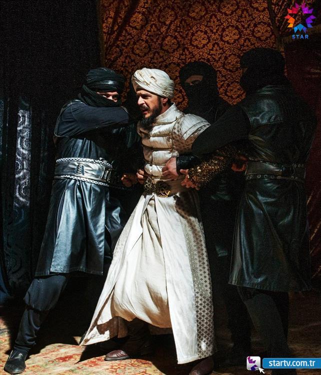 Suleyman Magnificul, sezonul final, episodul 134: