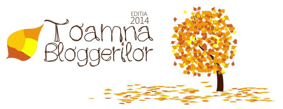 Participa la campania Toamna Bloggerilor pana pe 15 Octombrie si castiga premii in valoare de peste 15000 lei!