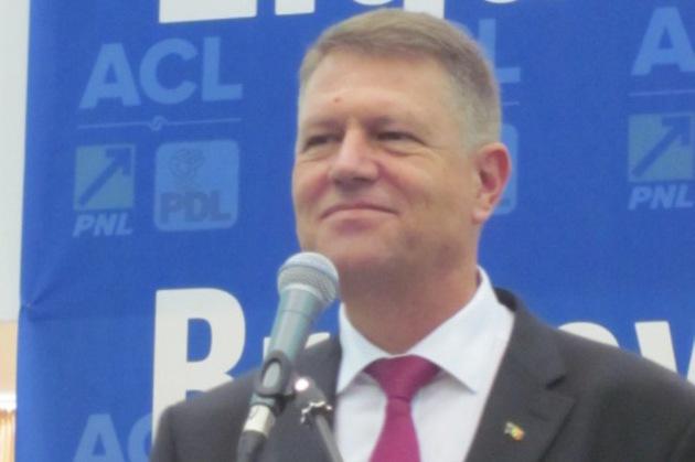 Discursul lui Klaus Iohannis la Craiova – miting ACL: 4 Octombrie 2014