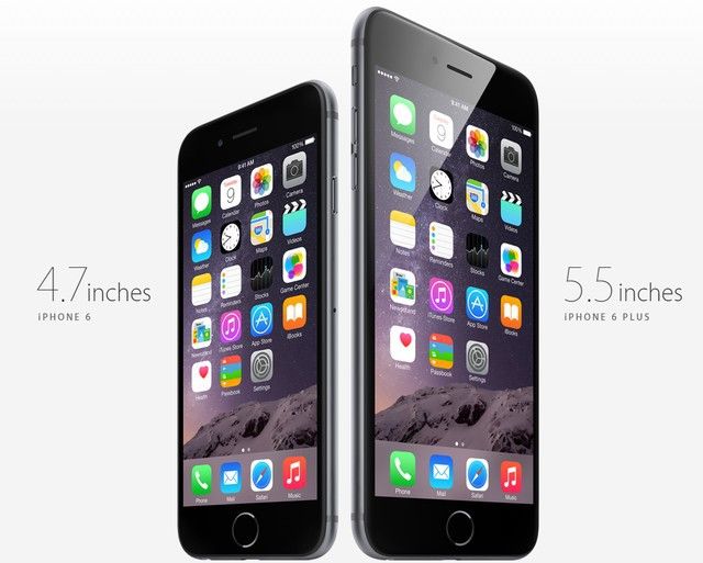 iPhone 6 si iPhone 6 Plus vanzari record la precomanda in Romania