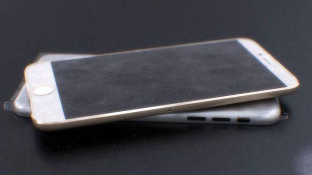 Primele poze cu noul iPhone 6!