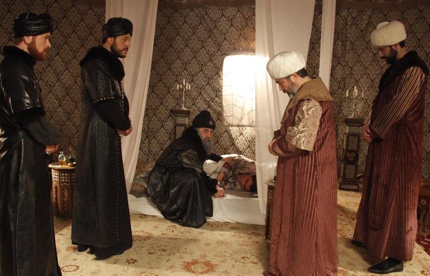 Suleyman Magnificul, sezonul final, episodul 136:
