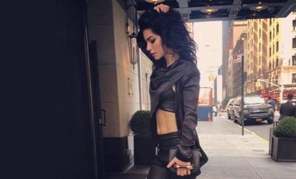 "Nora lui ""Suleyman Magnificul"" a participat la festivalul modei de la New York!"