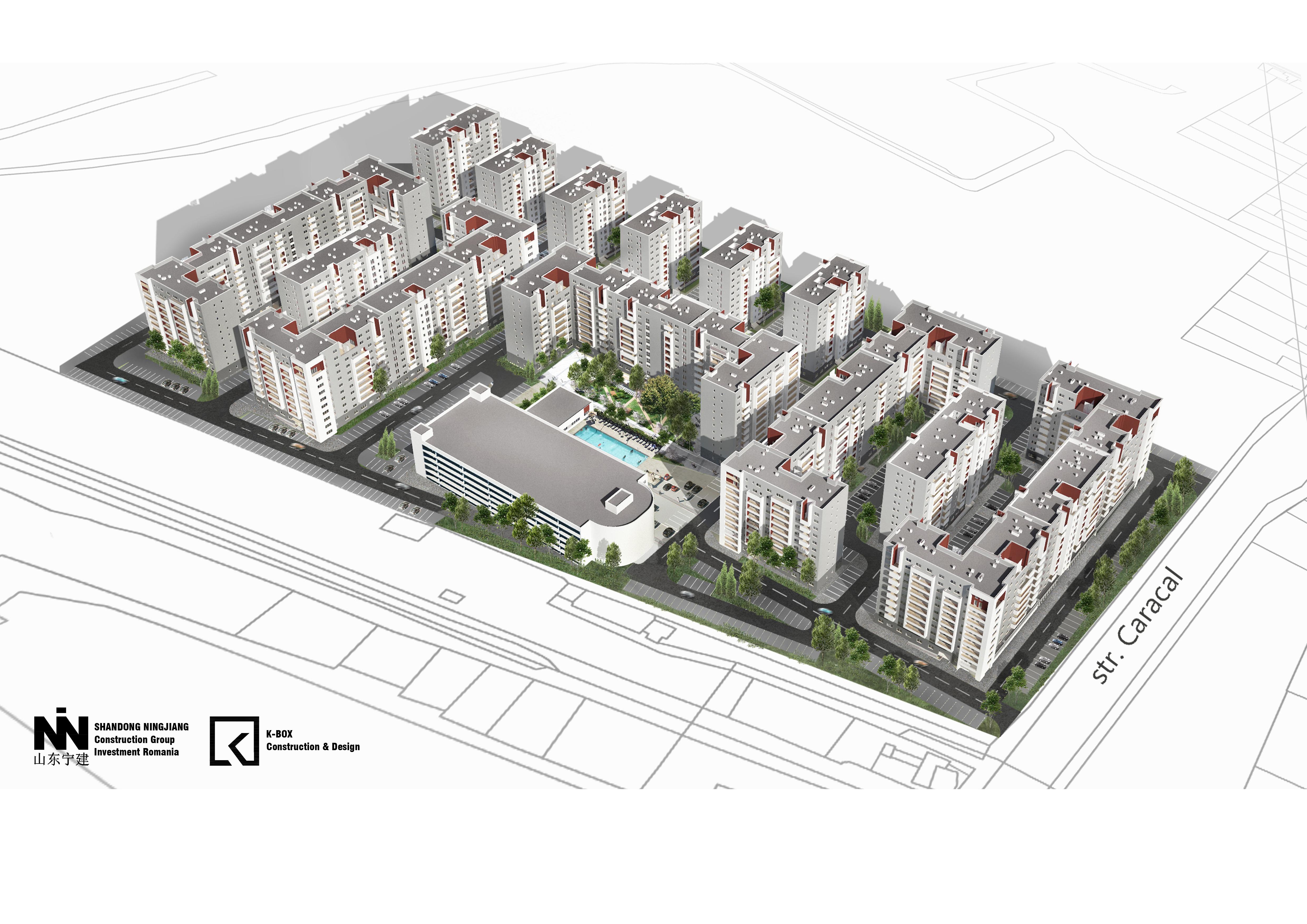 Primarul Municipiului Craiova, Olguța Vasilescu: În două săptămâni va începe construcția cartierului de locuințe