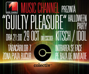 """GUILTY PLEASURE HALLOWEEN PARTY"" by MUSIC CHANNEL"