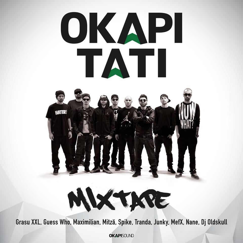 """Okapi Sound lansează mult așteptatul mixtape """"OkapiTati"""" într-un concert de zile mari"""