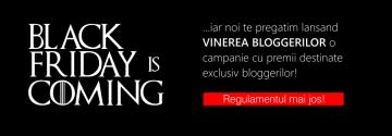 Vinerea Bloggerilor
