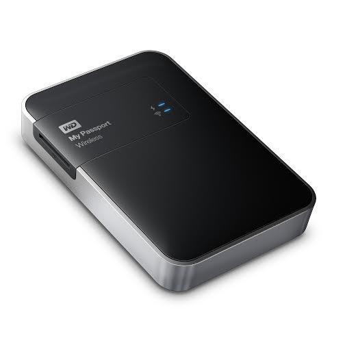 Review: WD My Passport Wireless 2TB – Hard Disk extern cu Wi-Fi, slot SD si USB 3.0