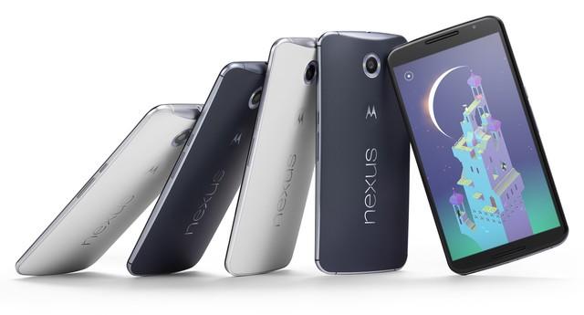 Google a lansat Nexus 6, un phablet cu ecran de 6 inch.