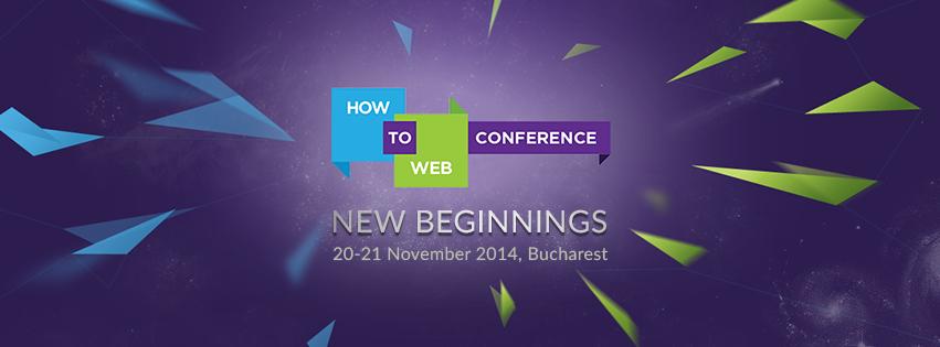 Tendinţe în tehnologie, dezvoltarea de jocuri, product management & investiţii de tip angel la How to Web 2014