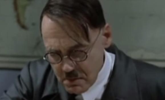 Viralul zilei: Hitler afla ca Ponta a pierdut alegerile
