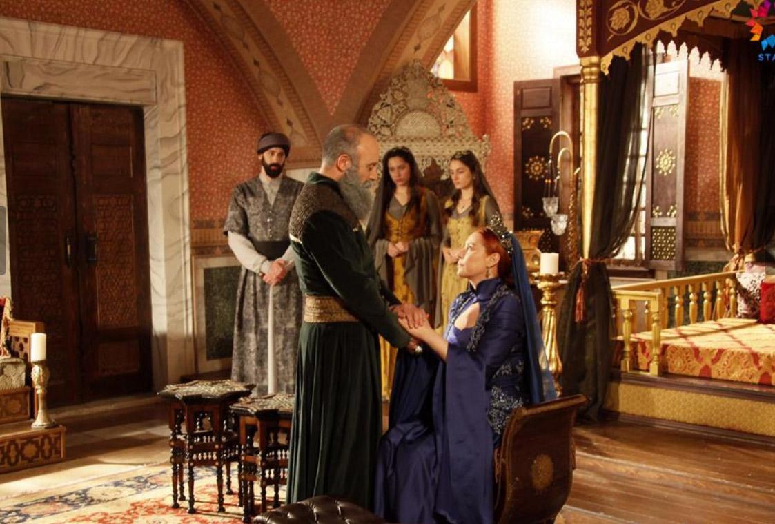 Suleyman Magnificul, sezonul final, episodul 146: