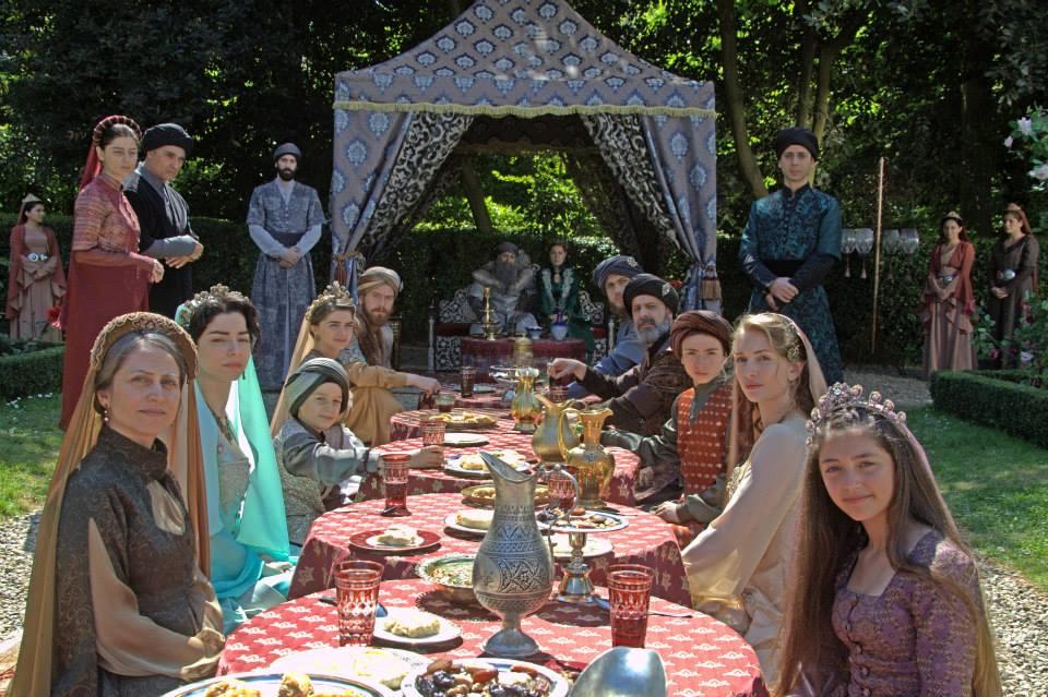 Suleyman Magnificul, sezonul final, episodul 148