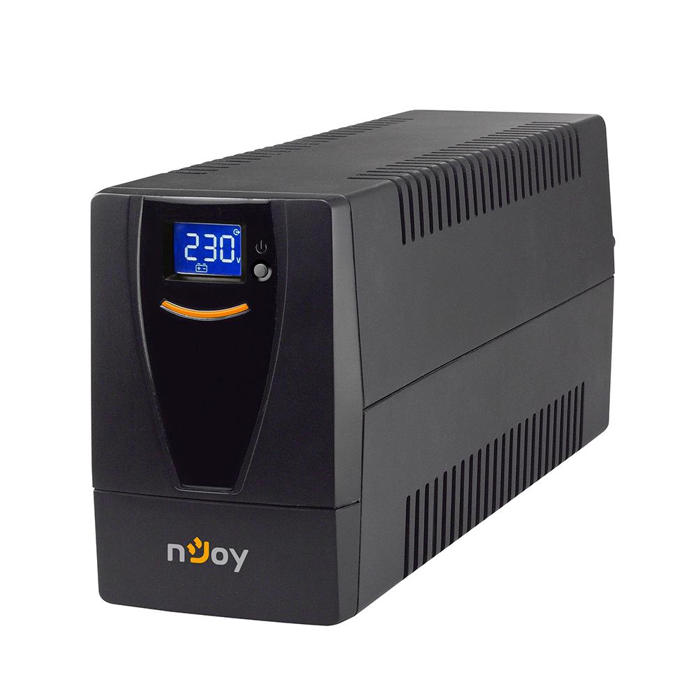 nJoy lanseaza prima serie de UPS de buget cu touchscreen din Romania – Seria Horus