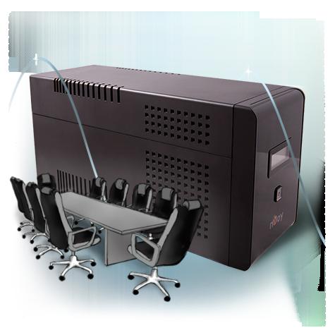 Petru protectia PC-ului si datelor dumneavoastra, aveti nevoie de un UPS nJoy