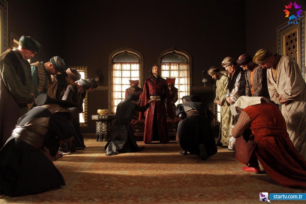 Suleyman Magnificul, sezonul final, episodul 155