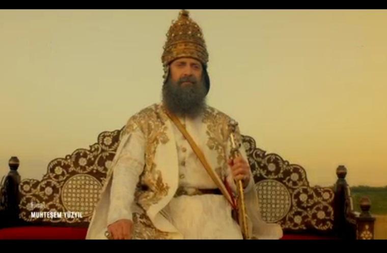 Ultimul episod din Suleyman Magnificul va fi redifuzat duminica, de la ora 14:45 pe Kanal D