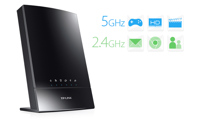 Router wireless TP-LINK AC750 review