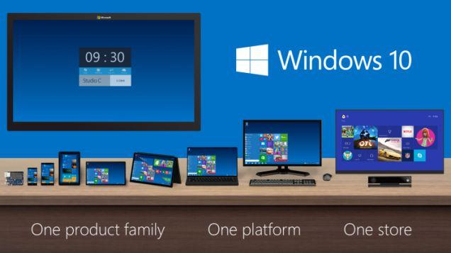 Windows 10 va fi lansat astazi, de la ora 19:00