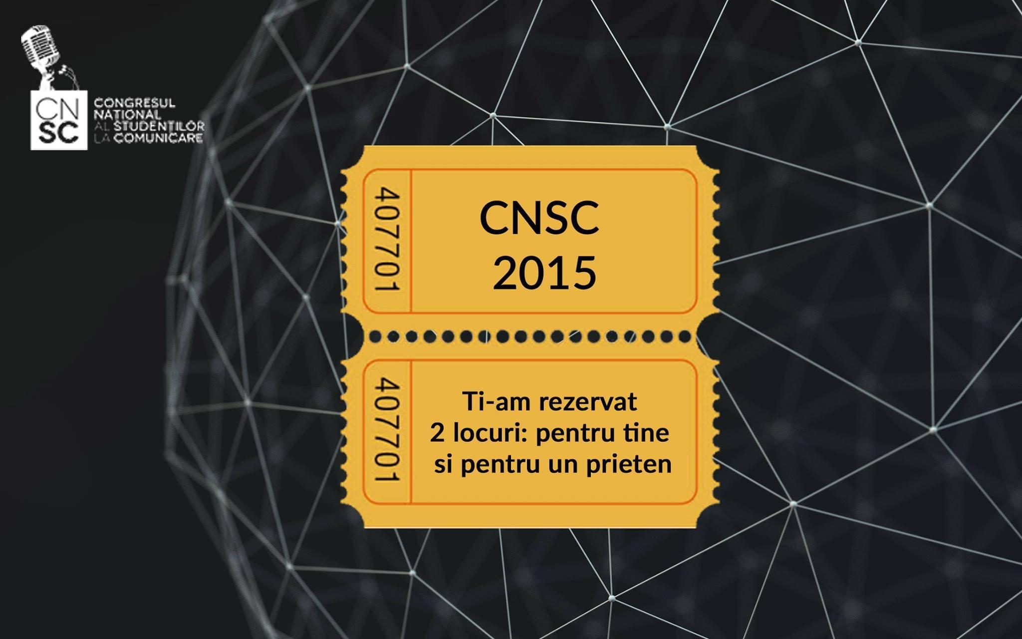 Prime organizeaza CNSC in perioada 23-24 aprilie 2015, la Universitatea Lumina, iar tema din acest an este Storyscaping