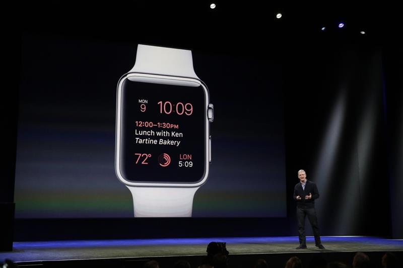 Apple Watch a fost lansat