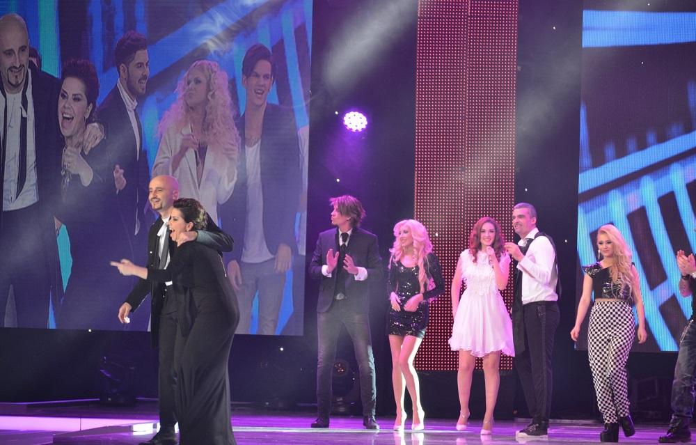 Finala Nationala Eurovision 2015 in imagini