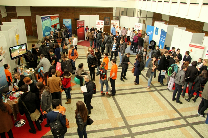 Peste 700 de oportunități pentru profesioniștii de mâine de la 18 companii de top: Stagii pe Bune aduce la București Bitdefender, Adobe, Amazon și multe alte companii de succes