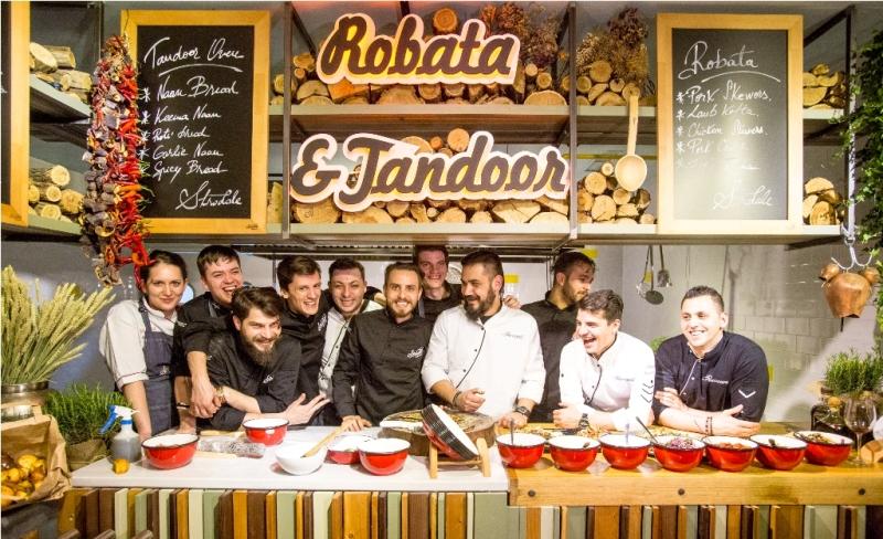 "Chef Foa aduce ""street food"" și ""live cooking"" în noul restaurant Stradale"
