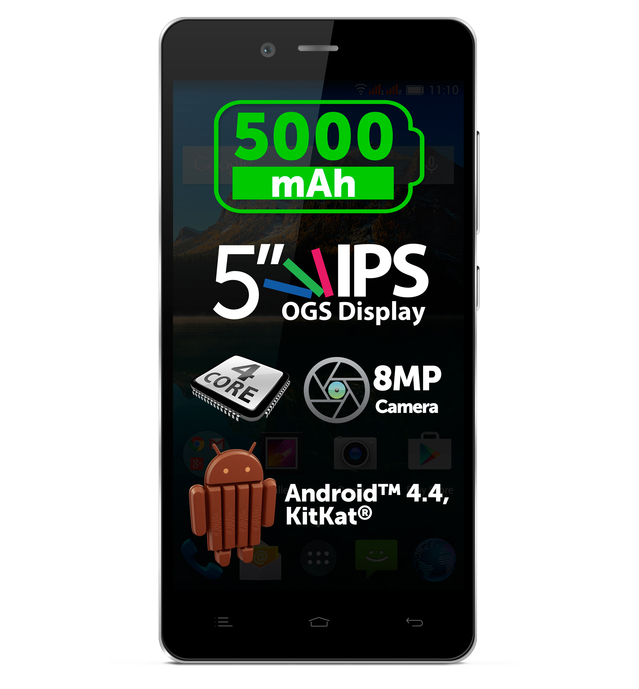 Unboxing Allview P6 Energy, un smartphone cu acumulator de 5000 mAh