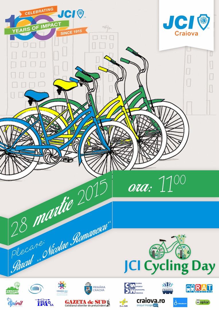 JCI Cycling Day – prima editie 2015