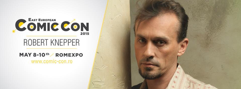 Actorul Robert Knepper vine in premiera in Romania la East European Comic Con