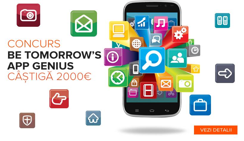 Castiga 2000€ cu aplicatia ta Android!